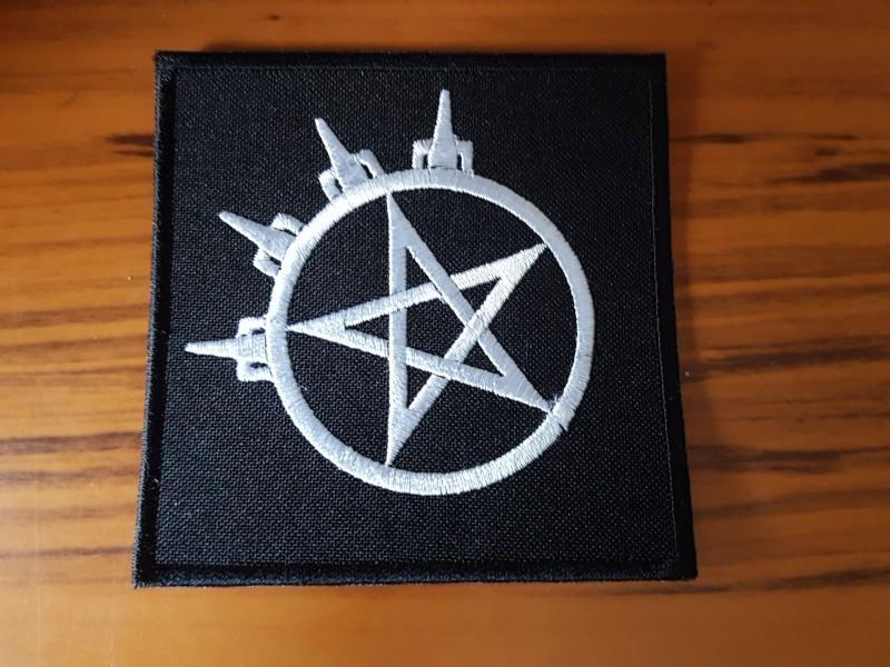 Arch Enemy Symbol Patch Depressive Illusions Records