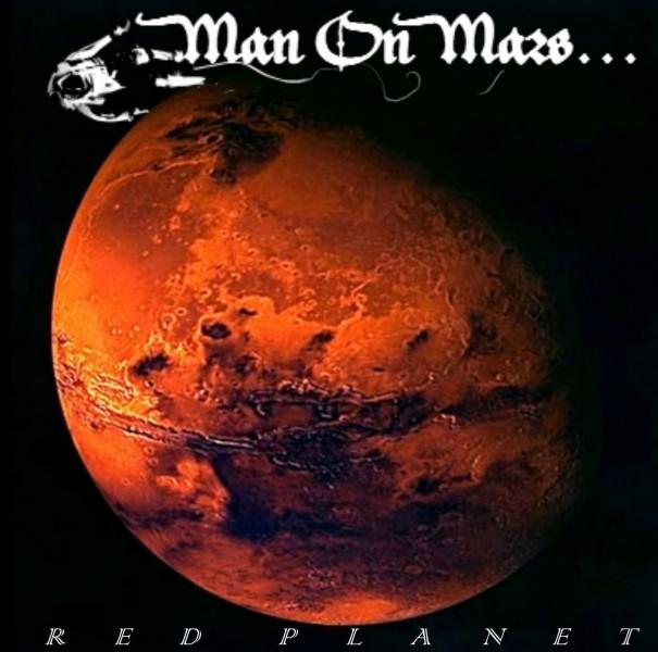 man on planet mars - photo #31