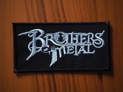 Brothers Of Metal Patch Depressive Illusions Records Afm records is proud to announce the signing of brothers of metal, one of scandinavia's most promising new bands. brothers of metal patch depressive