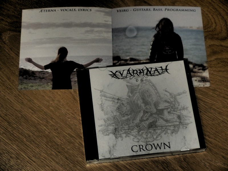Lyric illusions lyrics : Xvarhnah - Crown | Depressive Illusions Records