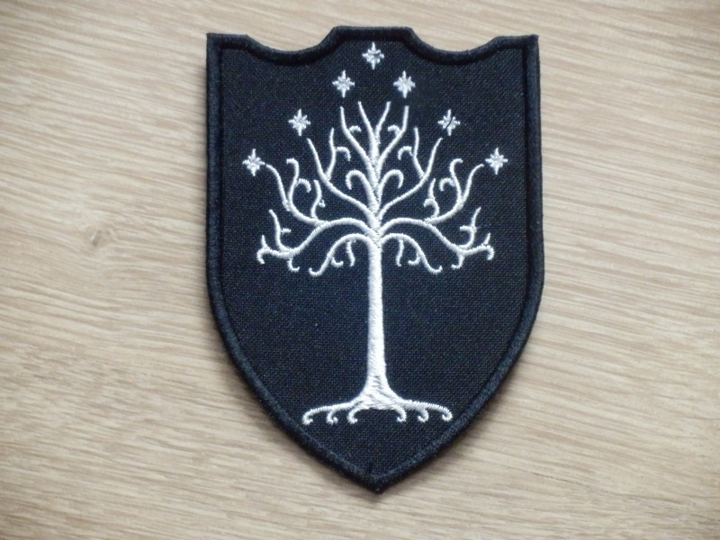 The White Tree Of Gondor Patch Depressive Illusions Records