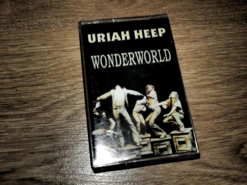 Uriah Heep Wonderworld Depressive Illusions Records