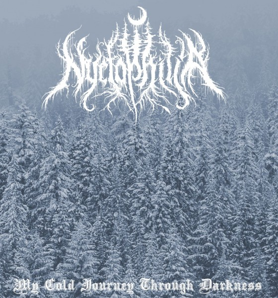 Nyctophilia My Cold Journey Through Darkness Depressive