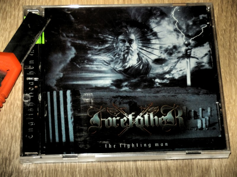 Forefather The Fighting Man Depressive Illusions Records