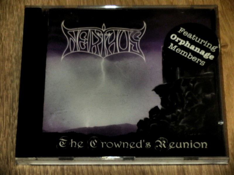 Nerthus The Crowned S Reunion Depressive Illusions Records