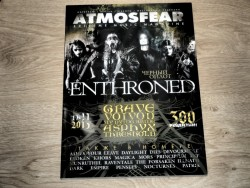 Atmosphear Magazine 11 2013 Depressive Illusions Records